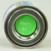 Humbrol 0037 Matt Bright Green